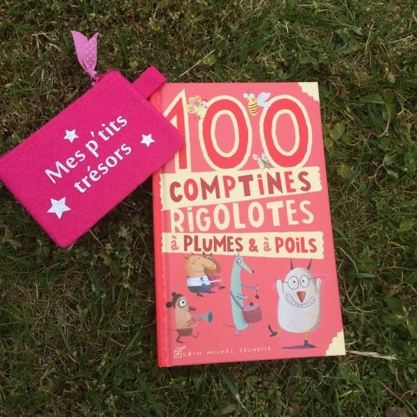100 comptines rigolotes