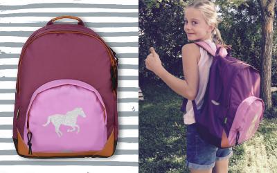 Le sac à goûter isotherme et personnalisé pour les petits écoliers