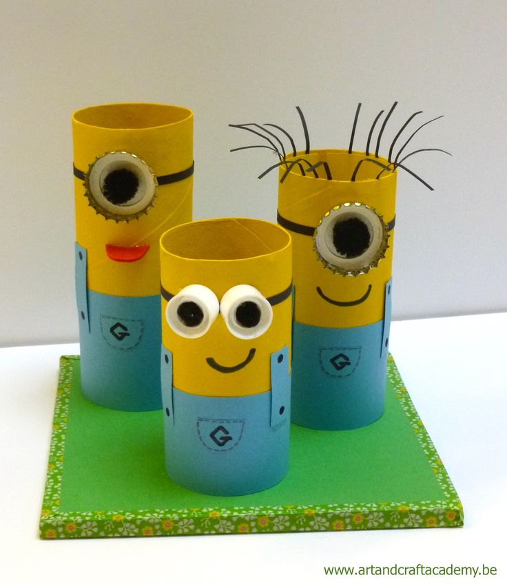 famille minions diy