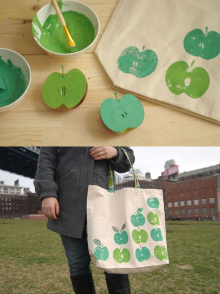 idées automne pomme