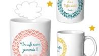 Les mugs personnalisés : Nouveauté !
