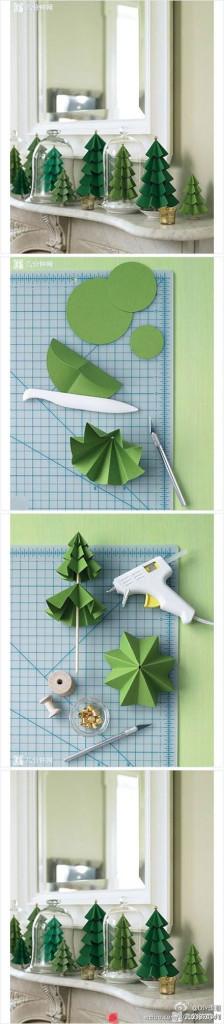 sapin-origami